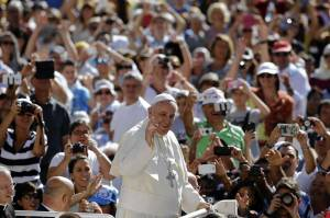 The Pope in NYC (PC: wsj.com)